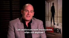 Mad Men saison 4 : interview de Matthew Weiner