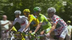 Rsum de la dernire tape du Tour de France
