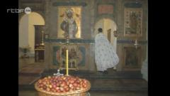 Clbration de la Pque orthodoxe en Croatie