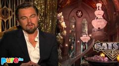 Pure Fm : GATSBY : LEONARDO DICAPRIO INTERVIEW (HD)