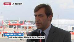 En direct du salon du bourget avec S. Daout