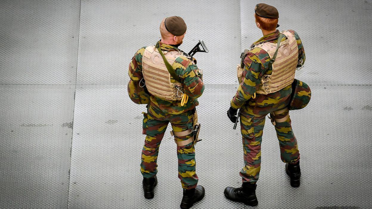 Niveau d'alerte terroriste maximal en Belgique - NE PAS PUBLIER