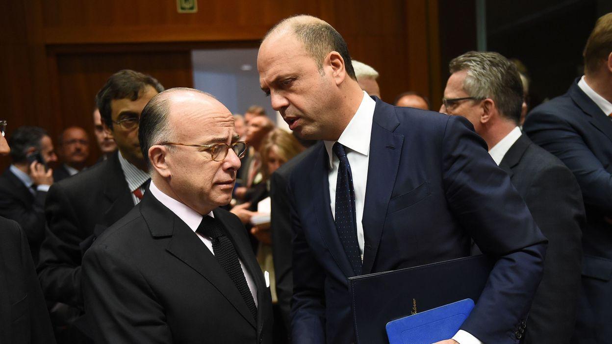 Italie le ministre de l 39 int rieur veut fermer les for Le ministre de l interieur