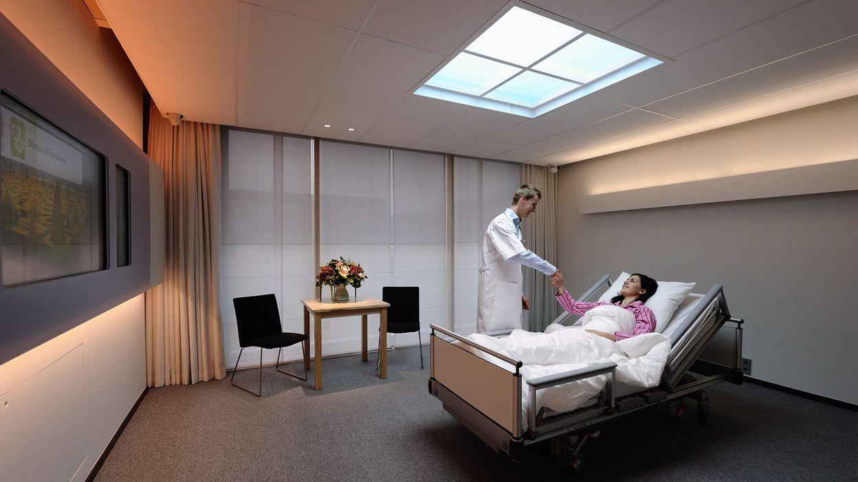 A l 39 h pital une chambre individuelle co te 970 euros de - Hospitalisation en chambre individuelle ...