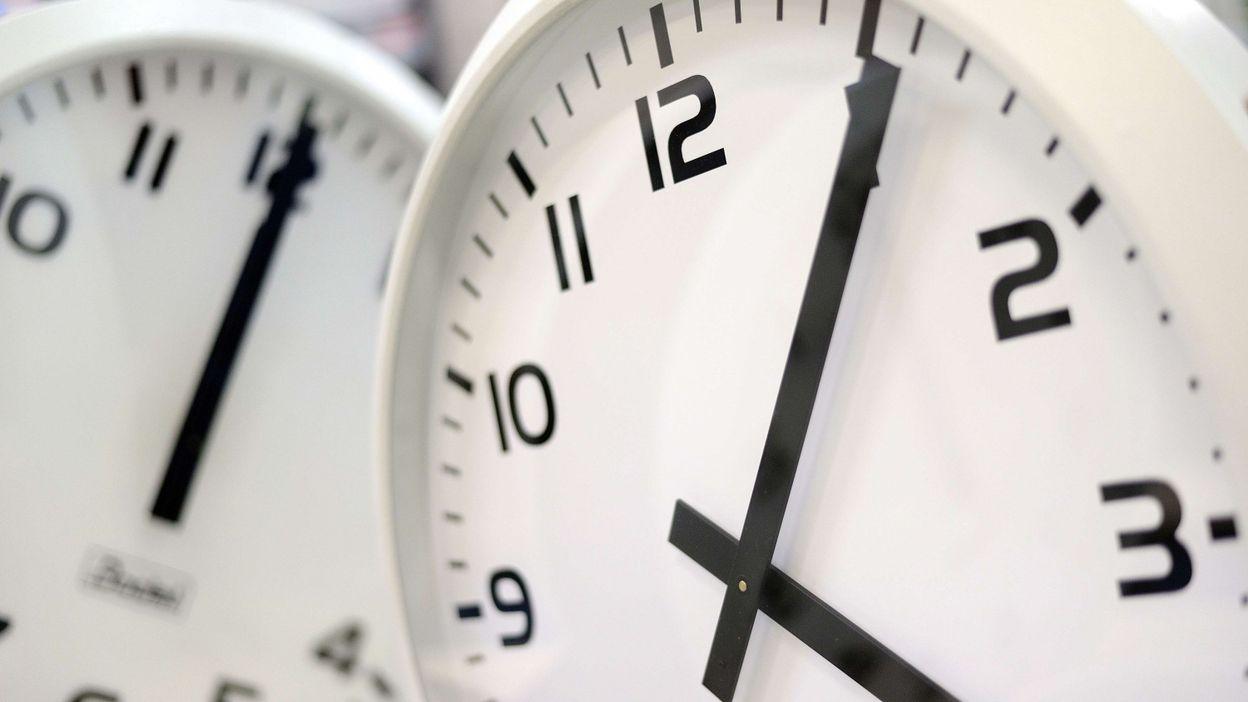 Samedi soir passage l 39 horaire d 39 t une heure de plus for Hotel al heure liege