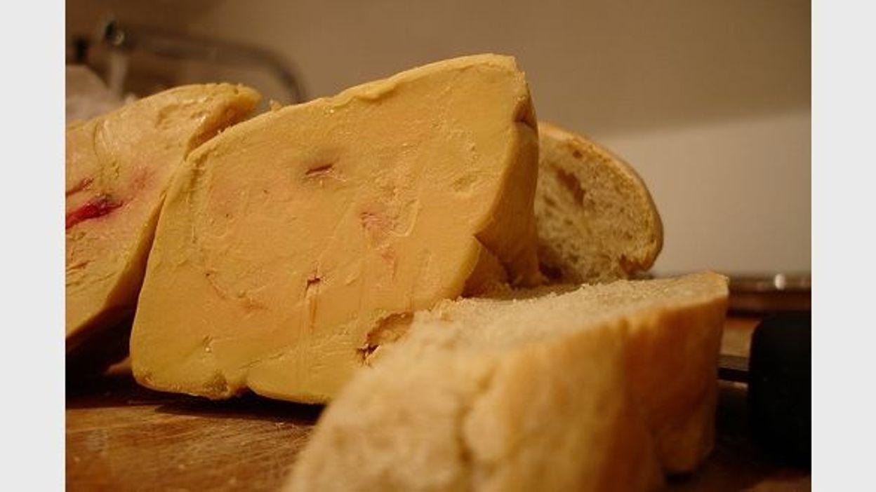 Le sirop de li ge s 39 invite dans la pr paration du foie gras rtbf regions - Preparation du foie gras ...