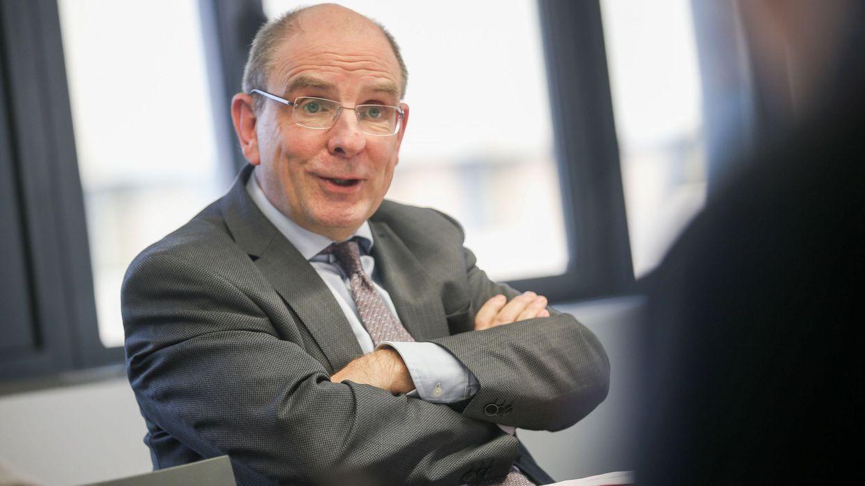 Le ministre de la Justice Koen Geens (CD&V).
