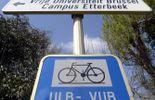 Les anciennes casernes de la gendarmerie se situent à deux pas de l'ULB et juste en face de la VUB
