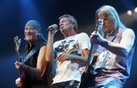Le groupe Deep Purple