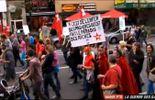 Le contrechamp de 7 à la Une – La manifestation du PTB