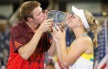 Oudin et Sock gagnent l'US Open en double mixte