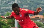 David Alaba out six à huit semaines