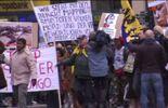 Une manifestation anti-Kabila à Bruxelles mobilise 350 participants