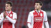 Le Standard sans Arslanagic, Legear et Scholz pour l'Europa League