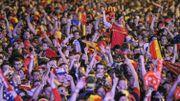Mondial: Bruxelles, coeur battant de la fête qui a touché tout le pays