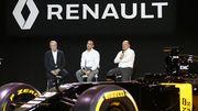 Renault se laisse cinq ans pour jouer la gagne