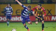 Une défense friable et deux points perdus pour Anderlecht à Malines