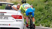Vuelta: Paulinho percuté par une moto, Tinkoff menace de partir