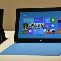 Surface, la tablette de Microsoft qui entend concurrencer l'iPad de Apple