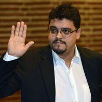 Jamal Ikazban (PS), auteur des propos sur Twitter