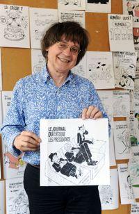 Charlie Hebdo: Charb, Cabu, Wolinski et Tignous décédés dans l'attaque