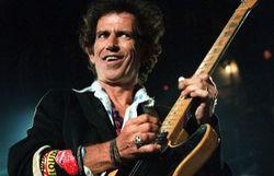 Keith Richards  - Tous droits réservés ©