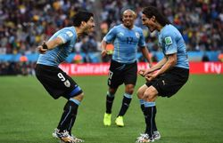 Uruguay-Angleterre: 1-0 (LIVE)