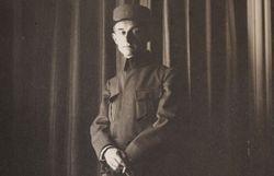 Maurice Ravel en soldat - Gallica ©