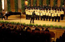 Musiq'3 vous présente le concert de Noël des Pastoureaux