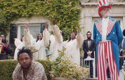 Clip court et délirant pour l'interlude sexuel de Kendrick Lamar