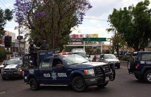 Mexique: au moins 39 morts dans des affrontements entre policiers et hommes armés