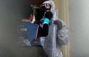 Poudre suspecte dans des consulats à Istanbul: 24 personnes touchées