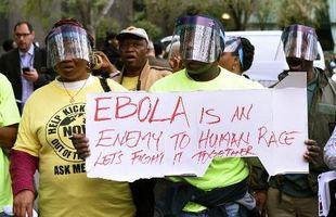 Ebola: des voyageurs en quarantaine dans les États de New York et du New Jersey