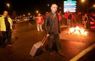 Grèves tournantes: la situation, ce lundi matin