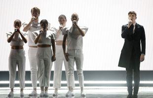 Loïc Nottet se classe 4ème du concours Eurovision remporté par la Suède