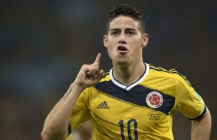 James Rodriguez signe au Real Madrid