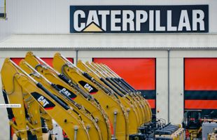 Caterpillar Gosselies: un patron optimiste et des syndicats vigilants