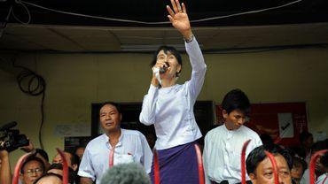 Birmanie: Aung San Suu Kyi, élue députée, forte participation