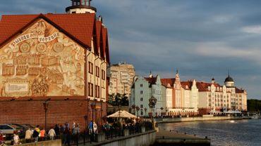 Kaliningrad: rencontre entre responsables russes et américains pour évoquer l'Ukraine