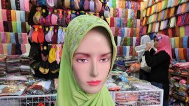 Une musulmane obtient gain de cause contre l'employeur qui l'avait licenciée pour port de foulard (photo d'illustration)