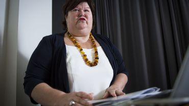 La ministre de la Santé Maggie De Block veut des garanties pour les patients belges.