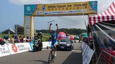 Coup double du Kazakh Astafyev au Tour de Taiwan