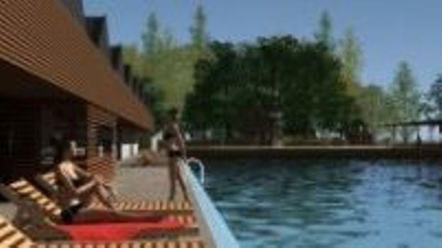 Chevetogne nouvelle piscine et nouvelle plaine de jeux for Chevetogne piscine