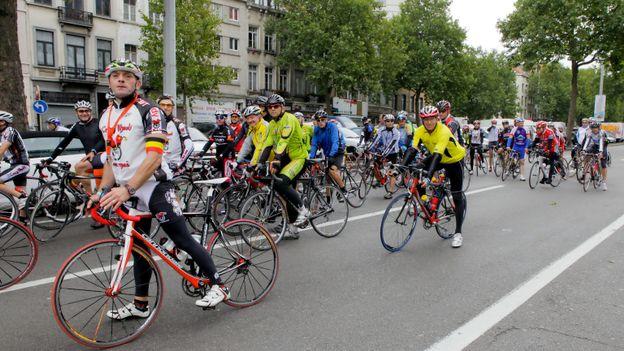 Les piétons et cyclistes devront se contenter d'une journée sans voitures par an.