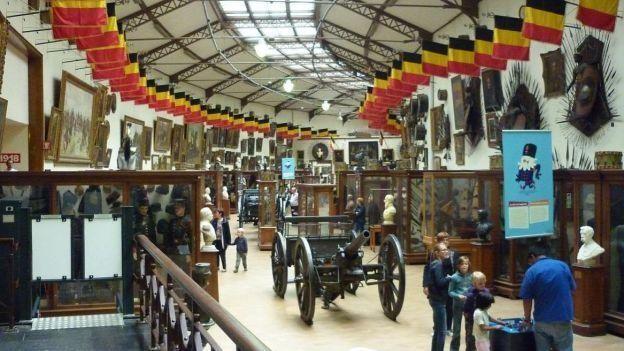 Le Musée royal de l'Armée et d'Histoire militaire (MRAH) de Bruxelles accueille dès mercredi la première exposition d'envergure consacrée au centenaire de la Première Guerre mondiale.