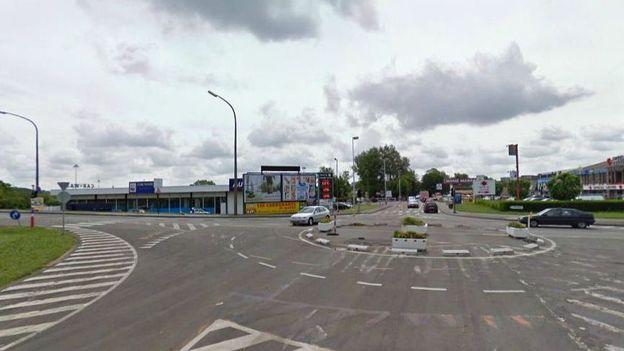 Les travailleurs de duferco nlmk ont bloqu les routes - Meteo la louviere ...