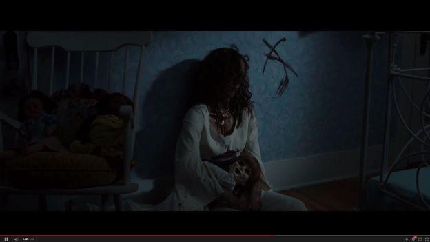 Annabelle joue aux poup es dans un trailer rtbf cinema for Chambre 13 film marocain trailer