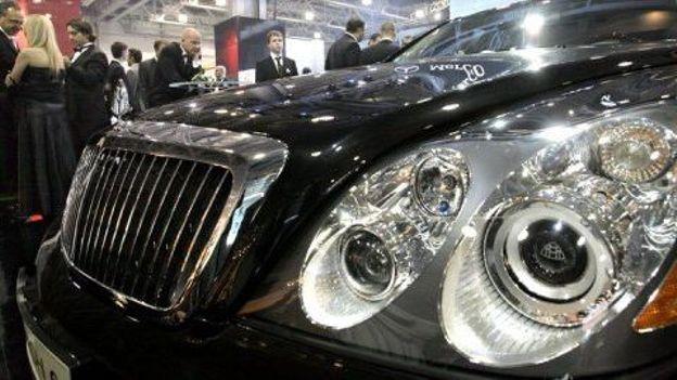 russie le gouvernement va surtaxer les voitures de luxe rtbf economie. Black Bedroom Furniture Sets. Home Design Ideas