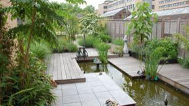 Un jardin sur le toit rtbf jardins loisirs for Jardin sur le toit