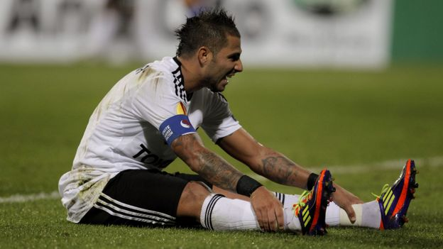 Ricardo Quaresma Hairstyle 2014 Traffic Club
